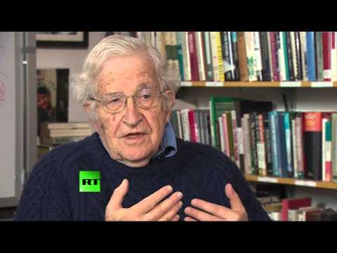 If US wants to study 'weaponization' of media, US should study itself – Noam Chomsk