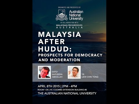 Malaysia After Hudud: Prospects of Democracy and Moderation