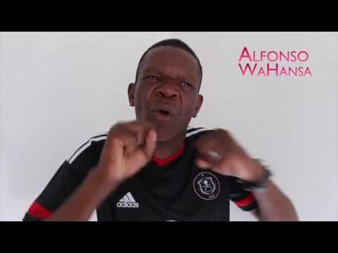 Alfonso Ngobeni: Alfonso WaHansa on Kaizer Chiefs