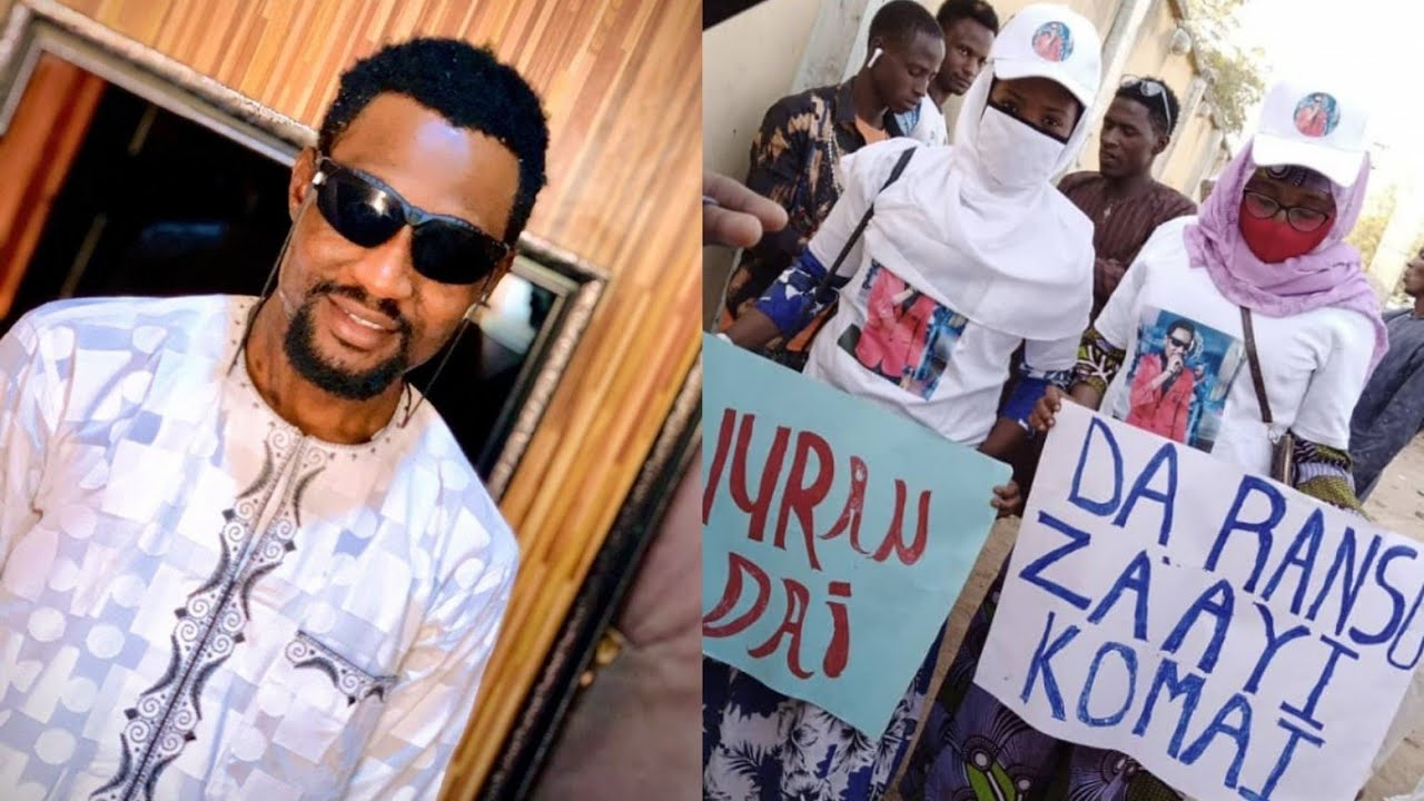 Download CIKAKKIYAR HIRA DA NURA M INUWA :KAN ZANGA ZANGAR DA MASOYA SUKAI MASA AKAN CEWA SAIYA SAKI ALBUM..