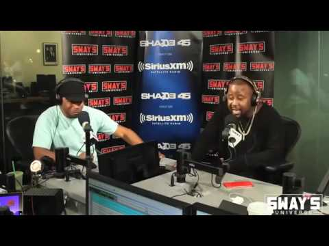 Cassper Nyovest  Freestyles Live ON SWAY in the Morning