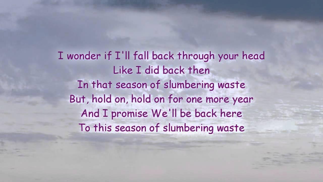 Across The Sea Lyrics By Zoe Yin Original YouTube