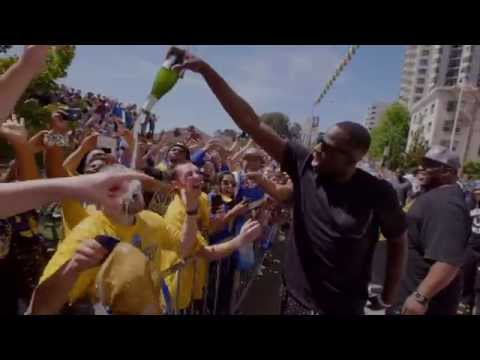 Warriors Stories – Champions Parade Unfiltered