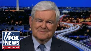 Gingrich: Mueller has a Trump destruction project
