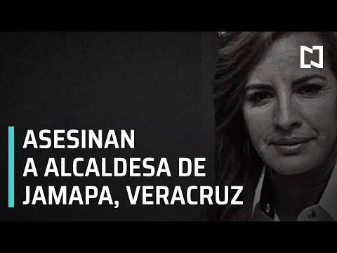 Asesinan a alcaldesa de Jamapa Veracruz - En Punto