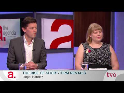 The Rise of Short-Term Rentals