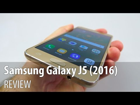 Samsung Galaxy J5 (2016) Review (Full HD/ English) - GSMDome.com