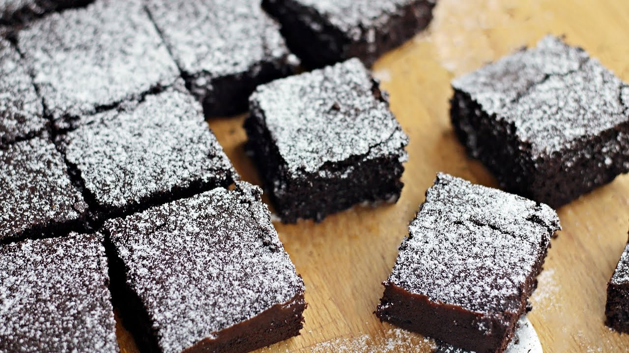 Low Fat Sugar Brownies Stevia Recipe By Zatayayummy
