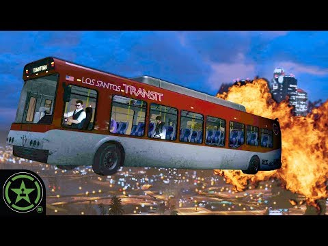 The Magic Tool Bus - GTA V: Action Figures (21-40) | Let's Play