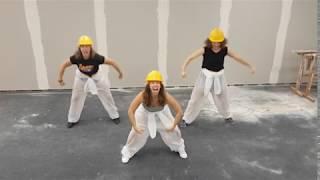 BAUSTELLE, HAKA!! Neues Tanzstudio