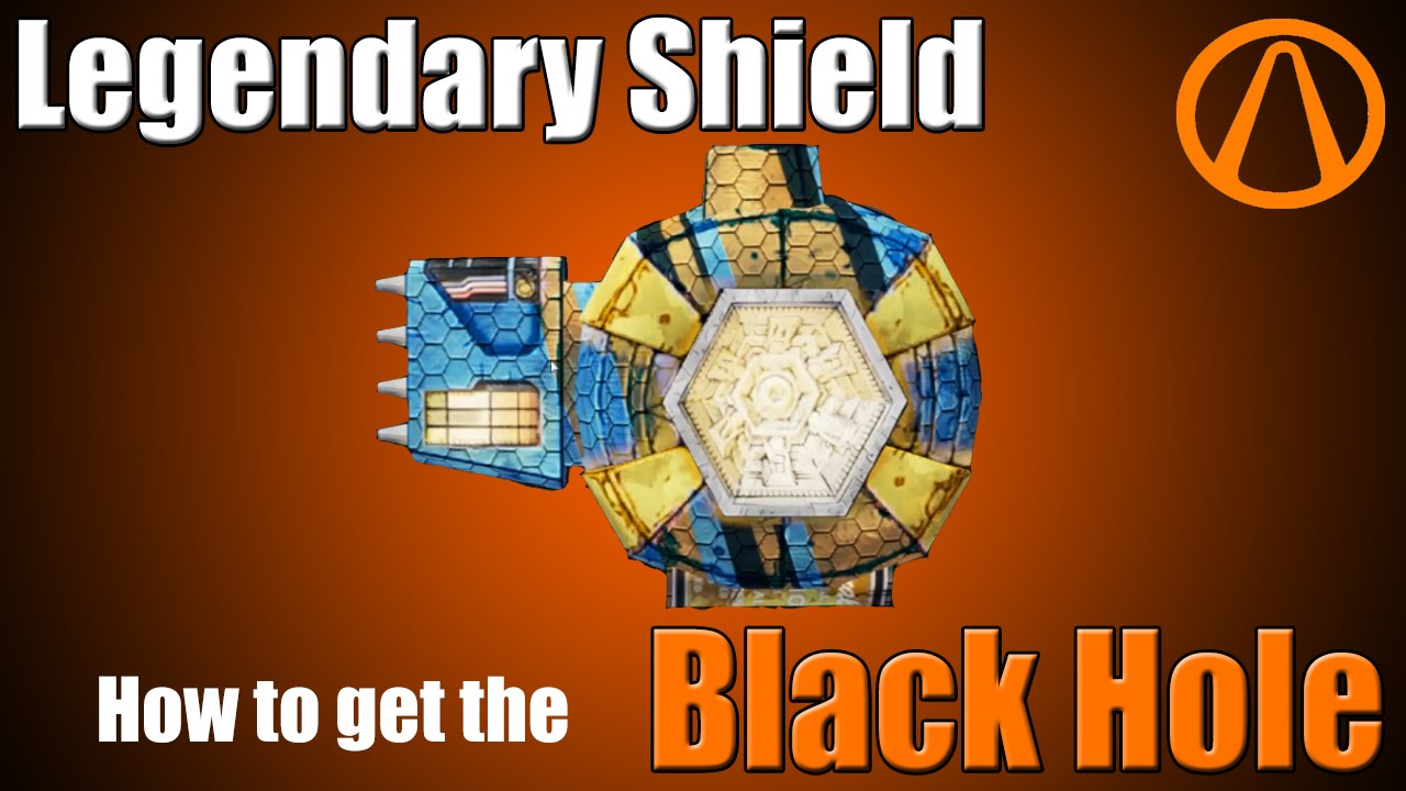 Borderlands 2 How to get the Black Hole Legendary Shield ...