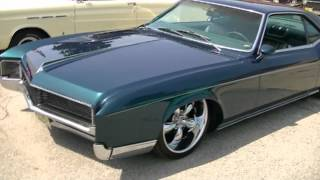 1967 Buick Riviera on Boyd Coddington's HD