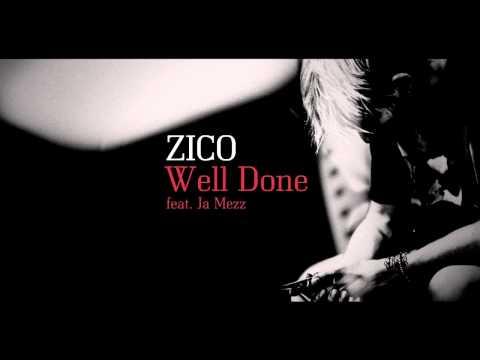 zico - well done (Instrumental)