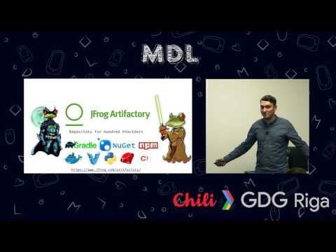 MDL Meetup #8. Alexey Buzdin - Automate the Mobile