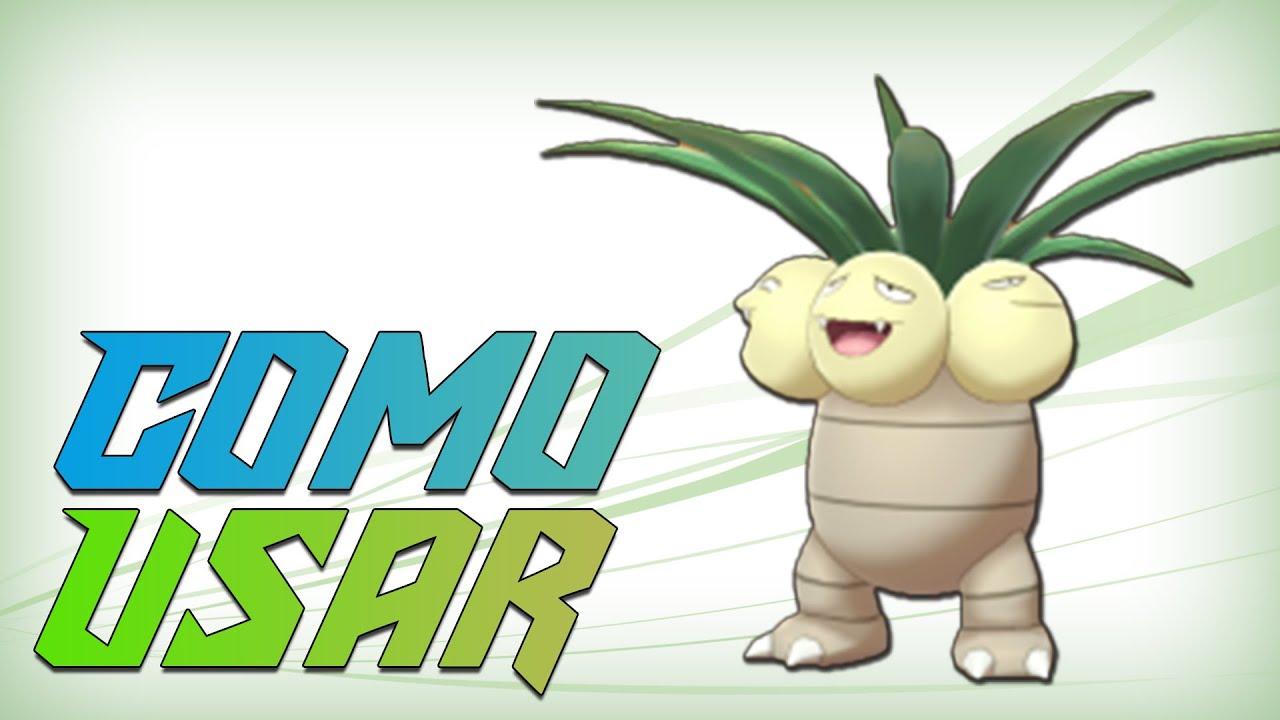 COMO USAR KANTONIAN EXEGGUTOR! | Pokémon Sword & Shield Competitivo