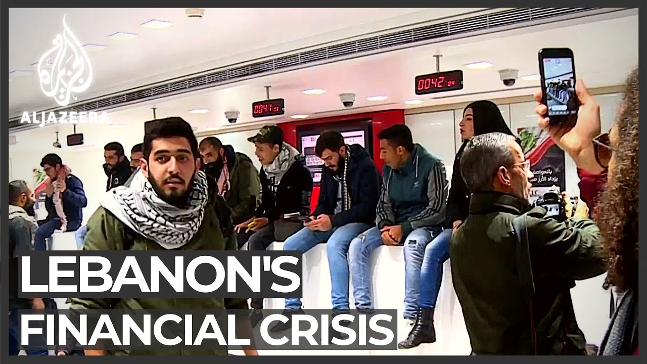 Frustrations grow over bank restrictions in Lebanon