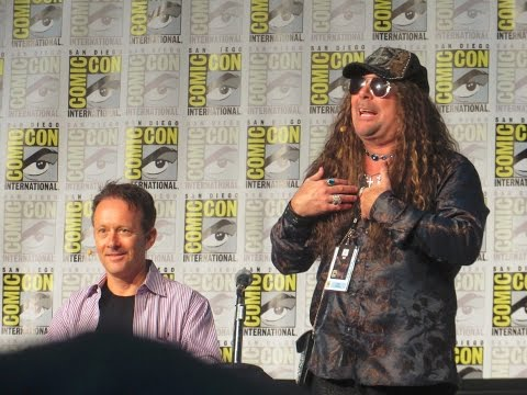 """""""Wakko's America (50 US States And Their Capitols)"""" - Animaniacs Live! Panel - SDCC 2016"""
