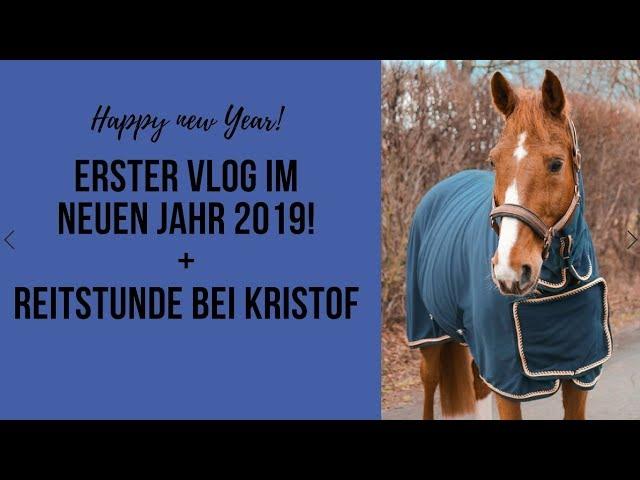 [Vlog] Erster Vlog 2019 | 05.01.19