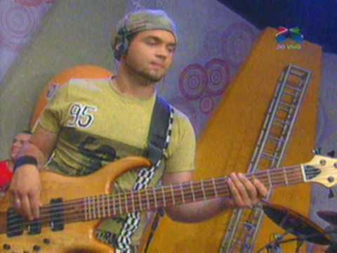 Banda Canal da Graça - Música: A Força do Louvor - Ao Vivo no Programa Point 21 - TV Século 21