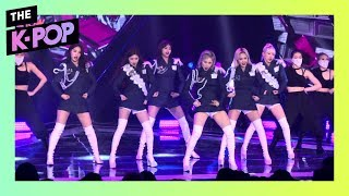 EVERGLOW, Adios [THE SHOW, Fancam, 190910] 60P
