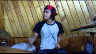 OzhiSND-Berdiri Teman (drum cover).mpg