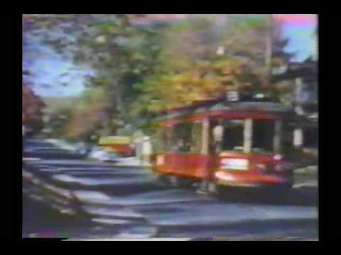 Ottawa's Streetcars Removed 50 Years Ago.