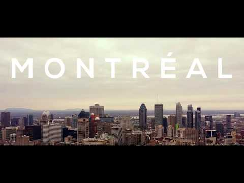 🎬   La beauté cachée de la ville de montreal  🎹