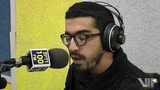 חנן בן ארי - ככה זה (ברי סחרוף) לייב 100FM - מושיקו שטרן