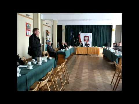 Jeziorany, kwietniowa sesja Rady Miejskiej - wolne wnioski i zapytania.