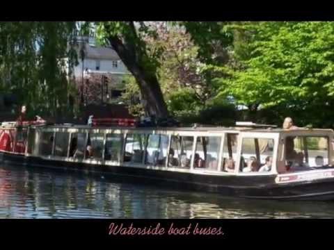 ♥ღ Little Venice, Merchant Sq & Maida Vale, (Nr. Paddington & Bayswater) Westminster City, London ♥ღ