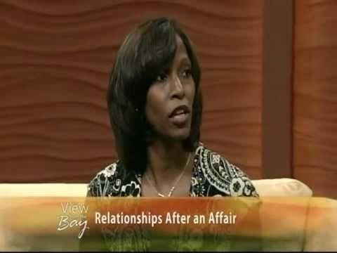 rebuilding a relationship after an affair