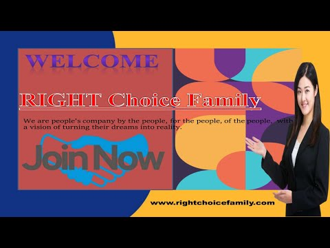 Right Choice Family Business Plan Info 9604440216