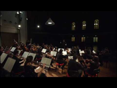 """GILBERTO SEREMBE conducts BEETHOVEN Symphony n.3 """"Eroica"""""""