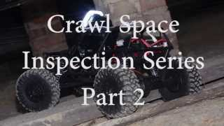 Crawl Space Inspection Remote Control Car Part 2
