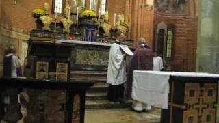 Vespri I Domenica di Avvento in rito ambrosiano - Sallenda II e Completorio (11 di 14)