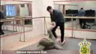 Russian Martial Art System Sibirskiy Viun hand to hand 1998