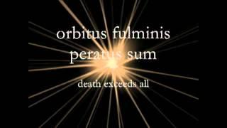Opus Magnum Lyrics/Liedtext