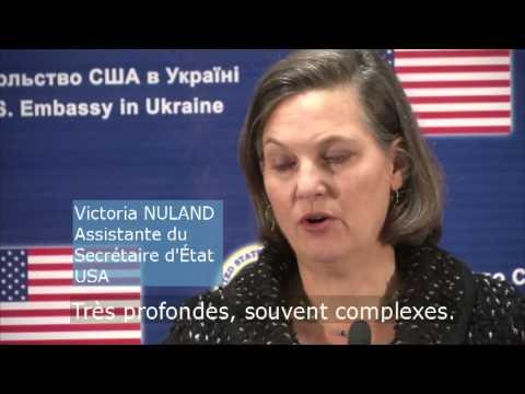 "Après son ""fuck the EU"", Victoria Nuland s'explique"