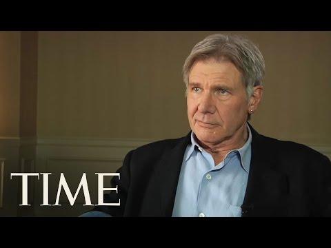TIME Magazine Interviews: Harrison Ford