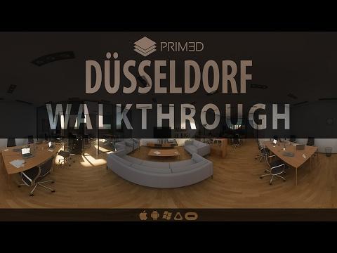 Düsseldorf Walkthrough