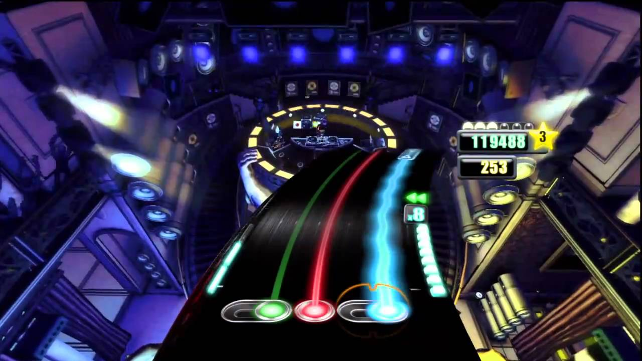DJ Hero: Holla Back Girl / Give It To Me - Gwen Stefani / Rick James - 5 Stars - FC # 20