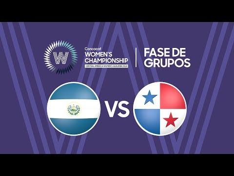 Cwcq2018 El Salvador Vs Panama