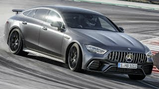 2019 Mercedes-Amg Gt 63 S 4matic+ 4-Door Coupe - The High Driving Dynamics Of The Amg Gt
