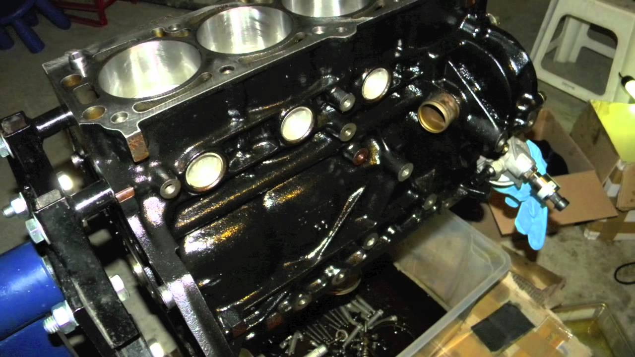 remontage z20 by onemanshow youtube rh youtube com Nissan Z24 Engine Horsepower Nissan Z24 Engine
