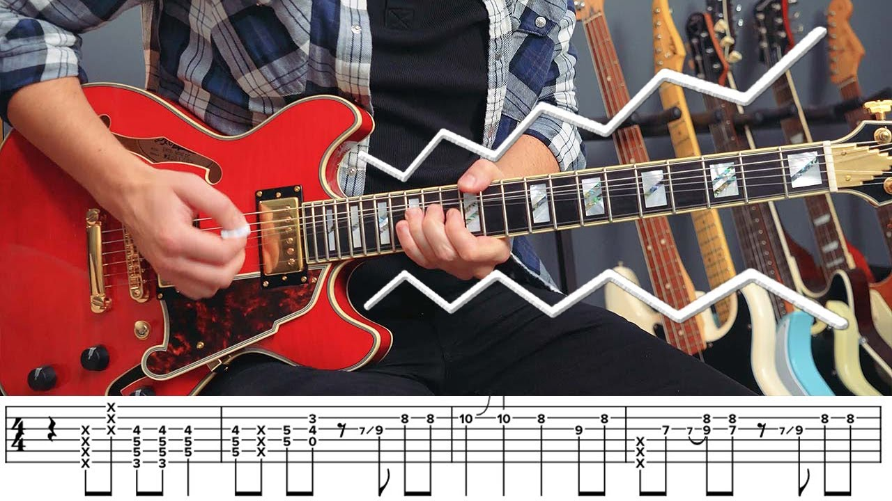 SUPERCHARGE Your String Bending with OVER-BENDS