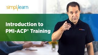 PMI-ACP® Certification Training | PMI Agile Certified Practitioner (PMI-ACP®) |  Simplilearn