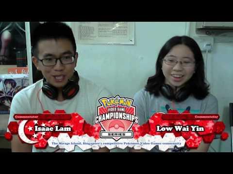VGC16 Sceptile series PC#6 Top 8: Yoko Taguma vs Gavin Thio