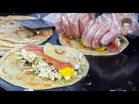 Korean Street Food | Hoy Tto in Changseon-Dong, Busan Korea