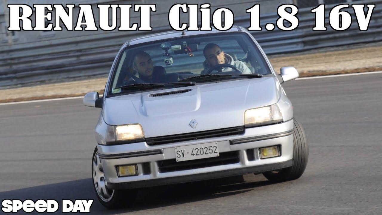 Renault Clio 1.8 - 2.0 Williams 16v - Protoxide