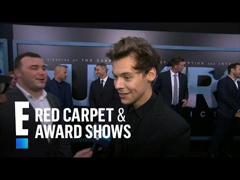 "Harry Styles on Why He Wanted to Do ""Dunkirk"" Movie 